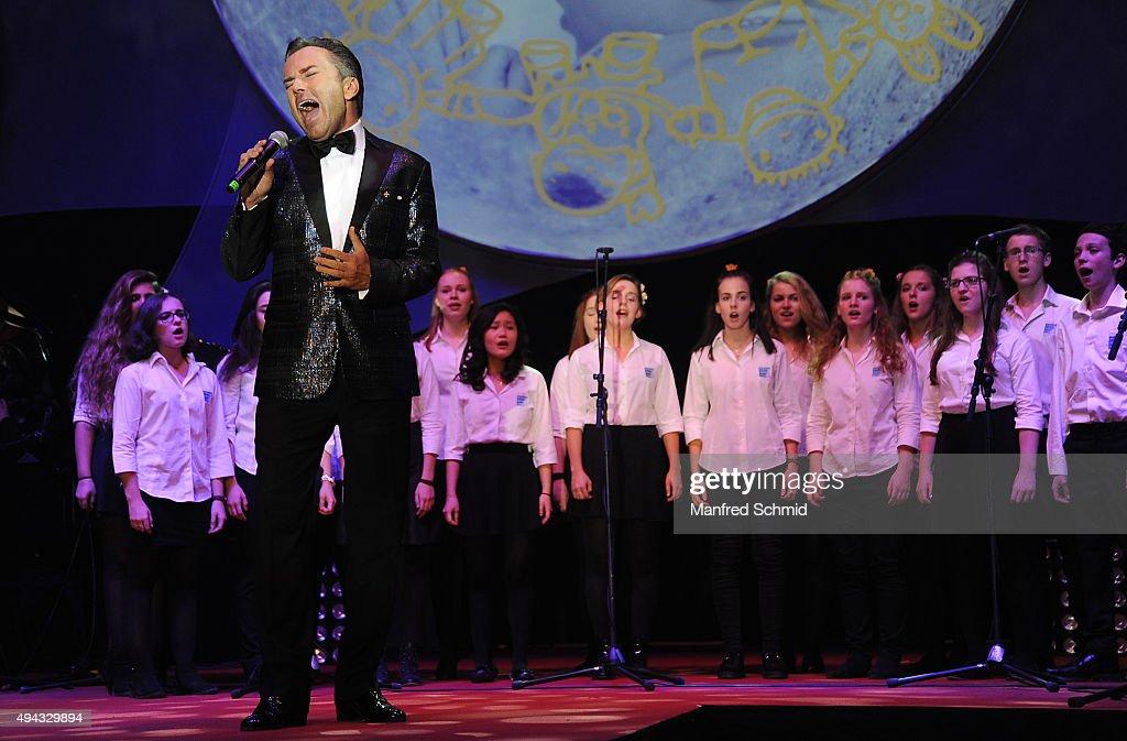 Ronald McDonald Kinderhilfe Gala In Vienna