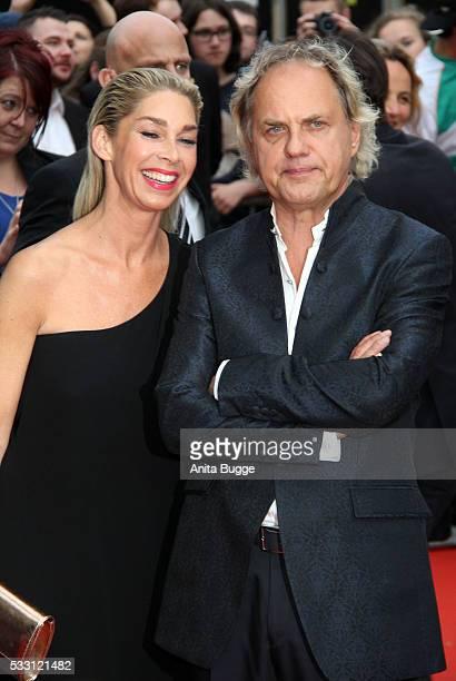 Uwe Ochsenknecht and Kiki Viebrock attend the Deutscher Schauspielerpreis 2016 at Zoo Palast on May 20, 2016 in Berlin, Germany.