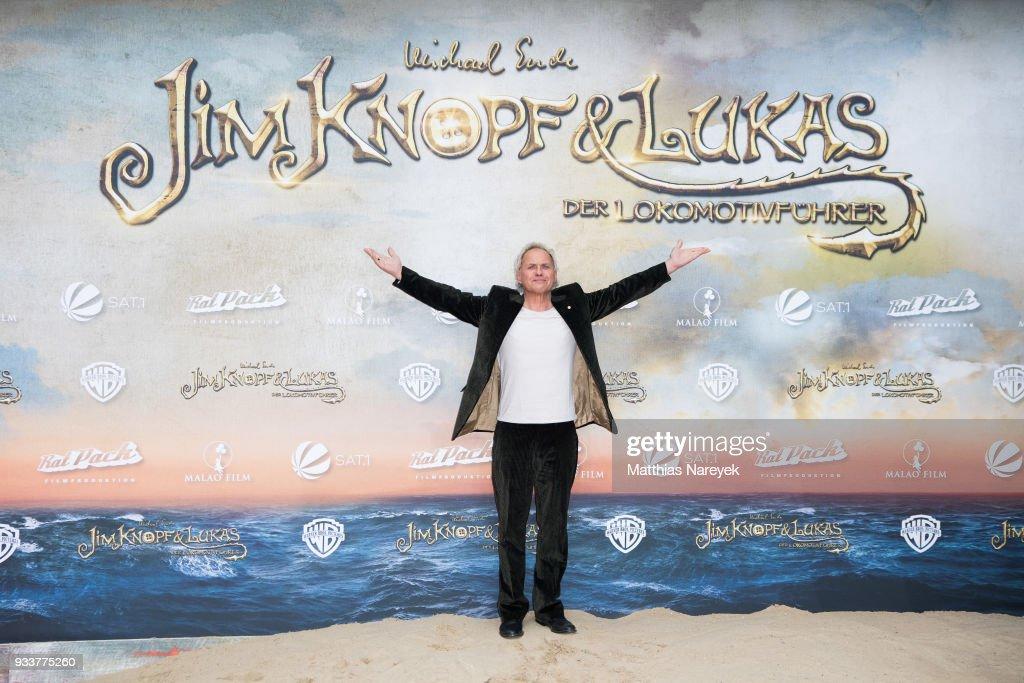 'Jim Knopf und Lukas der Lokomotivfuehrer' World Premiere In Berlin