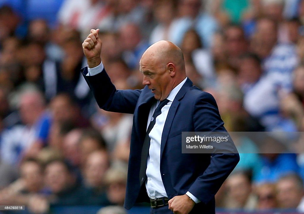 Reading v Leeds United - Sky Bet Football League Championship : News Photo