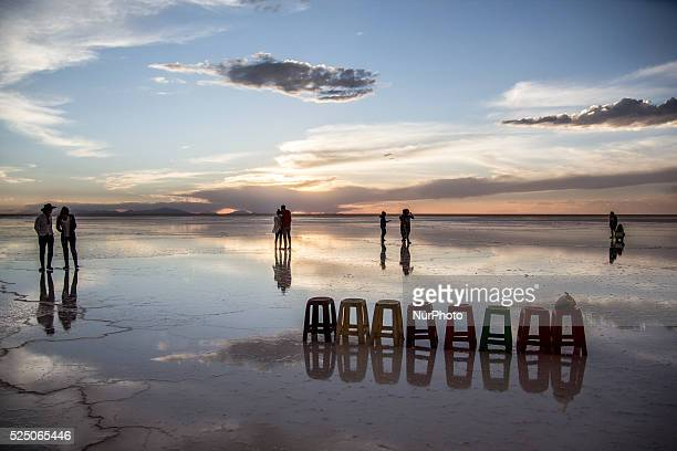 Uyuni is one of the most visited cities by tourists from around the world for his salar Bolivia has 12000 kilometers and becomes the world's largest...