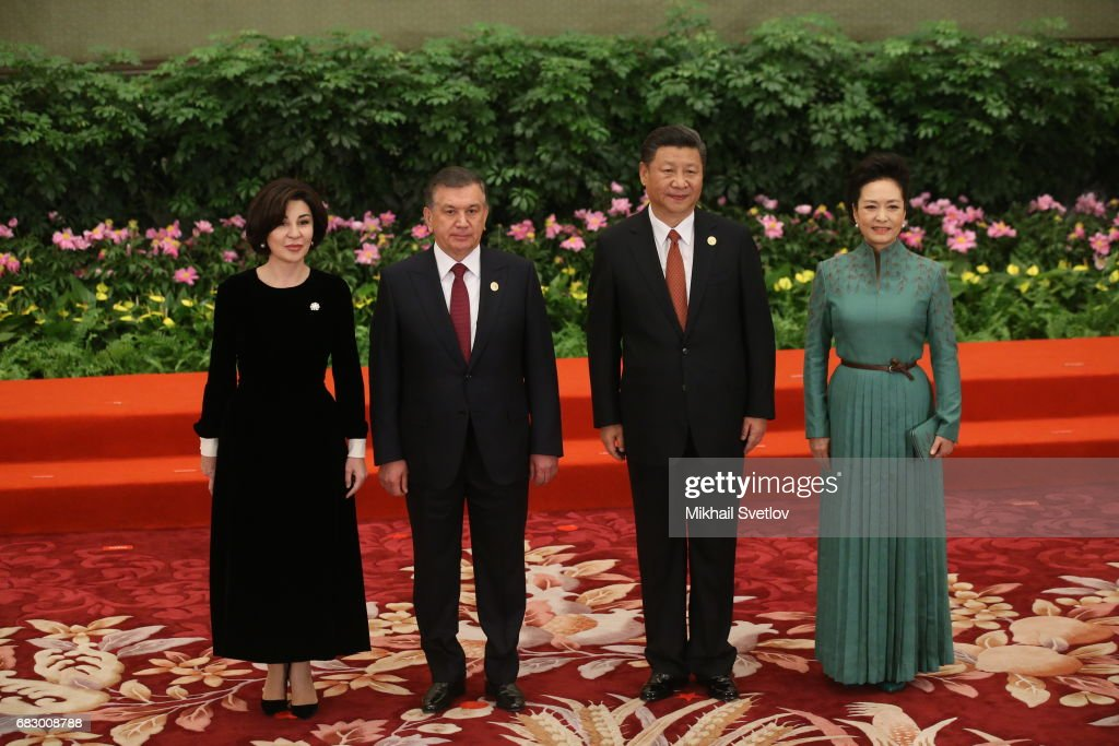 Belt and Road Forum for International Cooperation in Beijing : News Photo