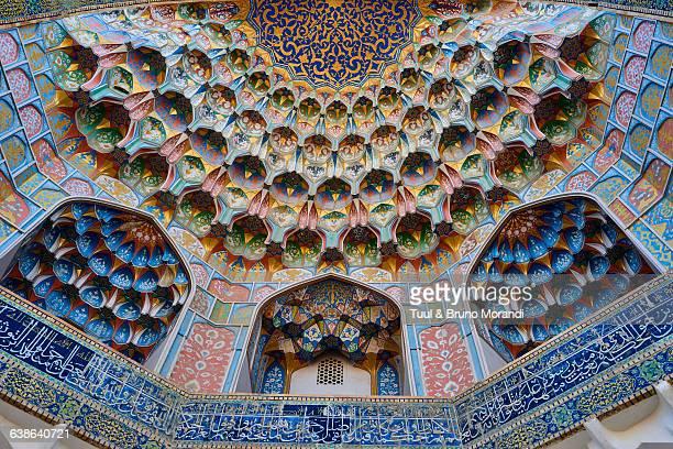 Uzbekistan, Bukhara, Ulug Bek Madrasah