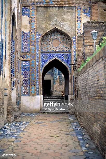 Uzbekistan Samarkand Shahizinda Complex