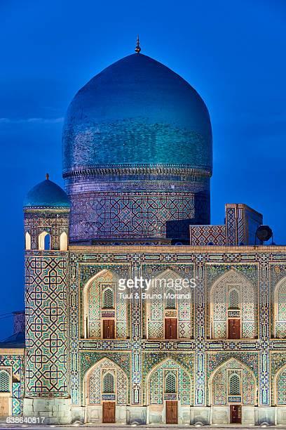 Uzbekistan, Samarkand, the Reghistan