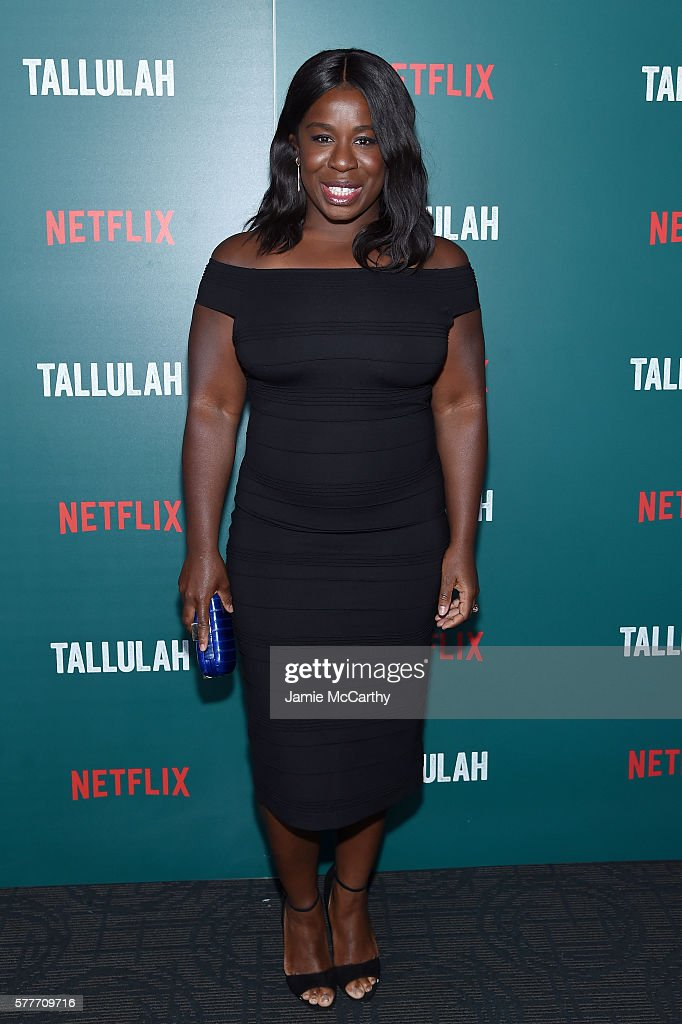 Uzo Aduba attends a special screening of 'Tallulah' hosted by Netflix at Landmark Sunshine Cinema on July 19, 2016 in New York City.