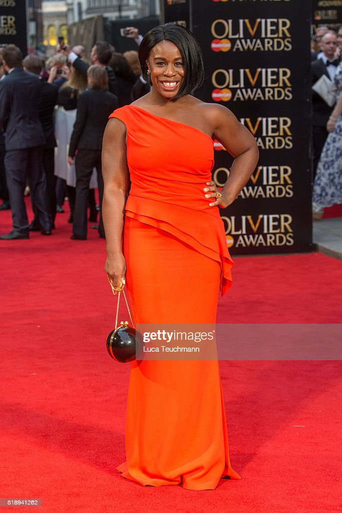 The Olivier Awards With Mastercard - Red Carpet Arrivals : News Photo
