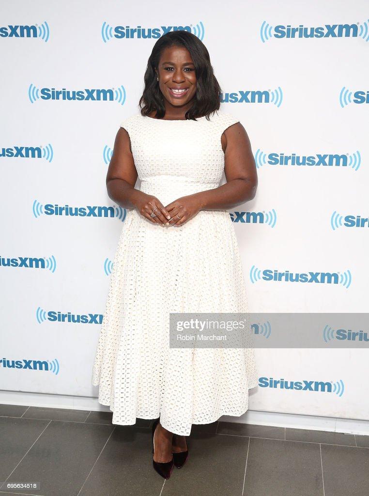 Celebrities Visit SiriusXM - June 13, 2017 : News Photo