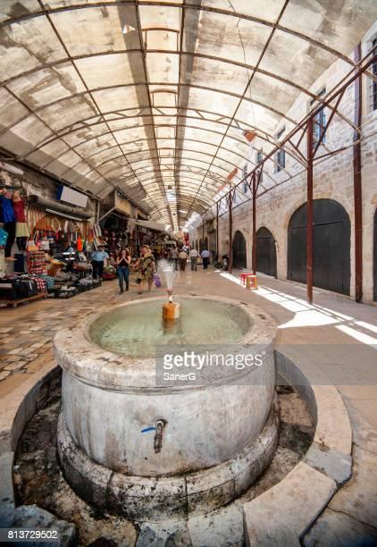 Uzun Carsi (Long Bazaar) In Antakya, Turkey