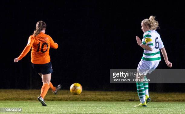 V GLASGOW CITY .LENNOXTOWN.Clare Shine strikes to make it 2-1 to Glasgow City.