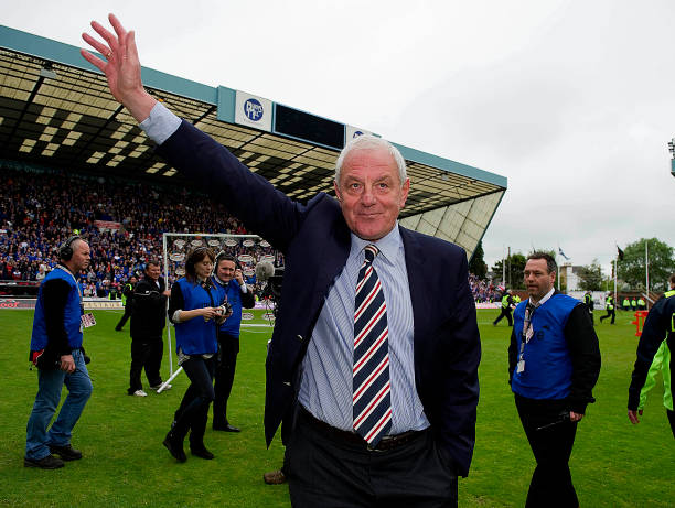 GBR: Football Manager Walter Smith Dies Aged 73