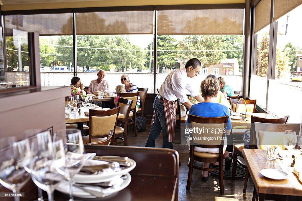 Bistro Vivant Restaurant In Mclean Va News Photo Getty