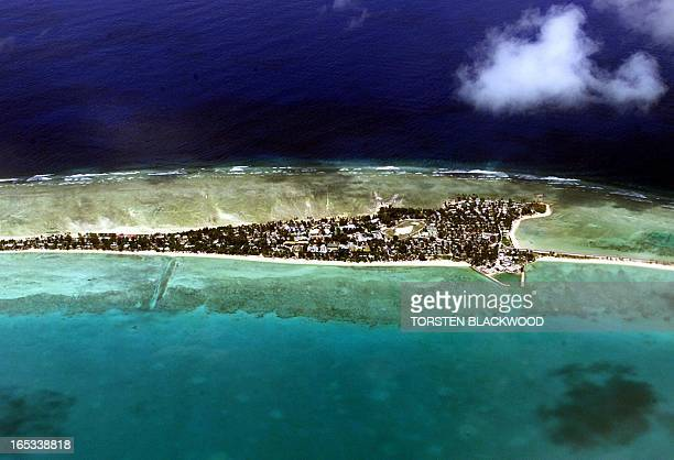 Vacant land is at a premium on Tarawa atoll capital of the vast archipelago nation of Kiribati 11 September 2001 which has offered to accept some of...
