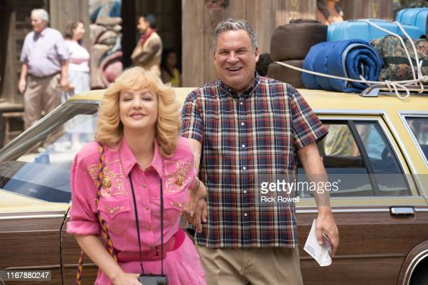 """Vacation"""" - Before Erica and Barry go off to college, Beverly insists the family take a road trip to go on vacation to Disneyland in Anaheim,..."""