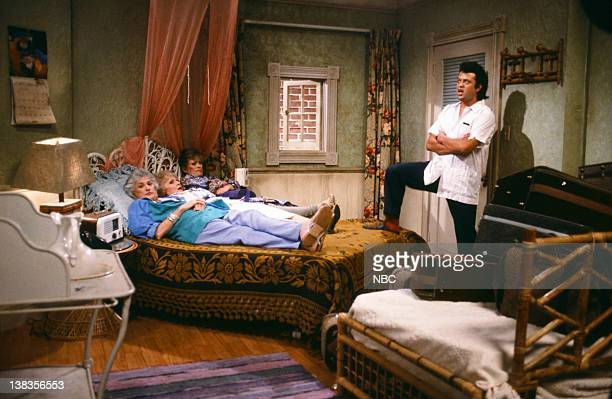 GIRLS Vacation Episode 8 Pictured Bea Arthur as Dorothy Petrillo Zbornak Betty White as Rose Nylund Rue McClanahan as Blanche Devereaux Paul...