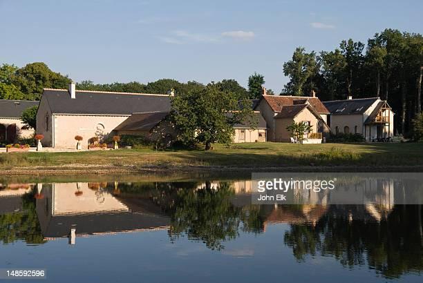Vacation farmhouse, gite.
