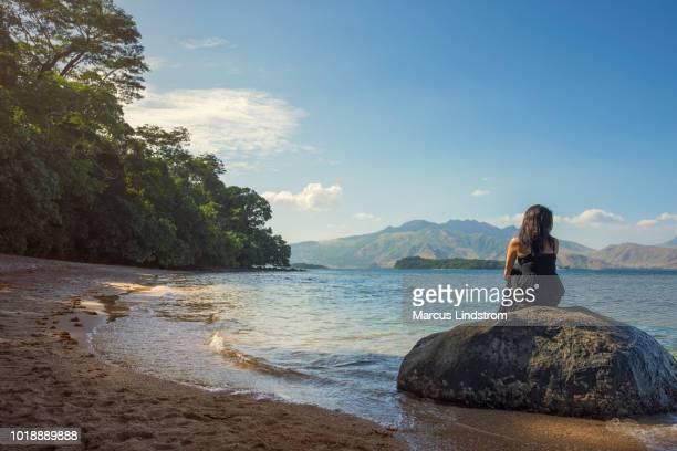 A vacation in solitude