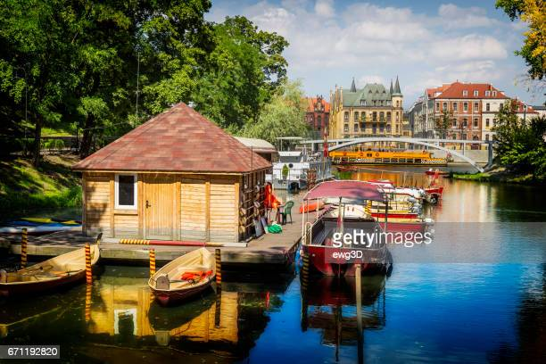 Vacation in the Wroclaw, Poland