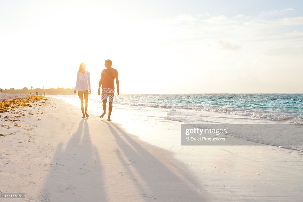 Vacation sunrise : Stock Photo