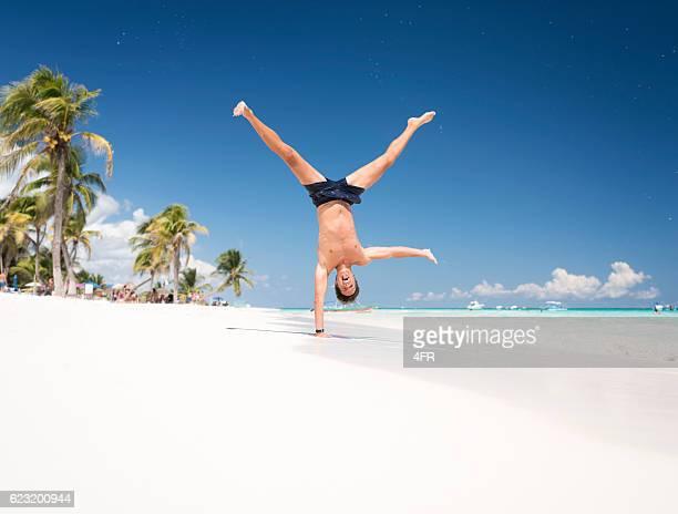 Vacation Vitality, Capoeira Stand, Tulum, Mexico