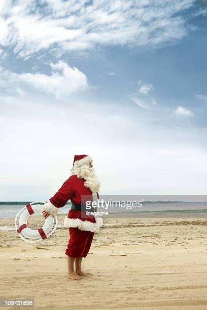 Urlaub für Santa