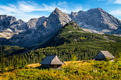 Vacations in Poland - Gasienicowa Valley, Tatra Mountains, Poland