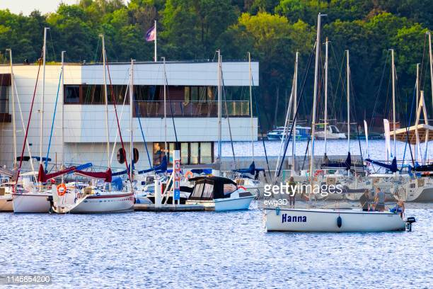 Vacations in Poland - Holiday with a sailboats by the Jeziorak lake