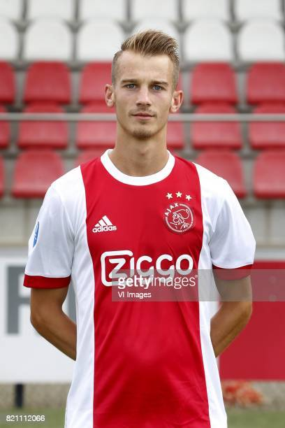 Vaclav Cerny during the team presentation of Ajax on July 22 2017 at the at the Toekomst in Amsterdam The Netherlands