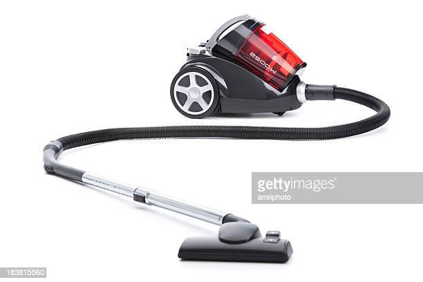 vacuum cleaner on white