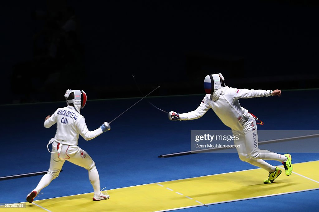 Fencing - Olympics: Day 4