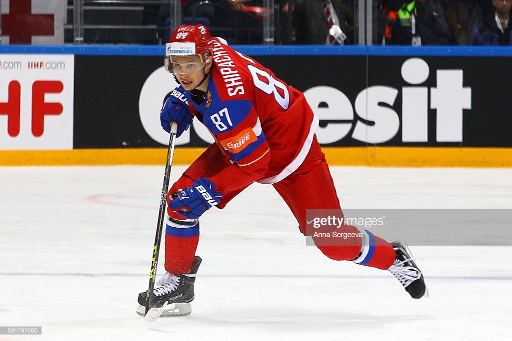 Russia vs Norway - 2016 IIHF World Championship Ice Hockey : News Photo