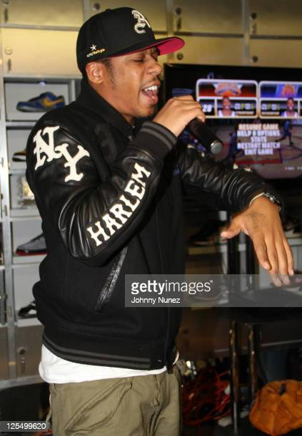 Vado attends the EA Sports Complex Magazine Present The Launch NBA Jam at Vault on December 2 2010 in New York City