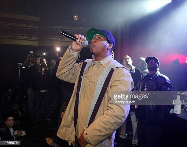 Vado performs at Girls Night Out at Webster Hall on March 31 2011 in New York City
