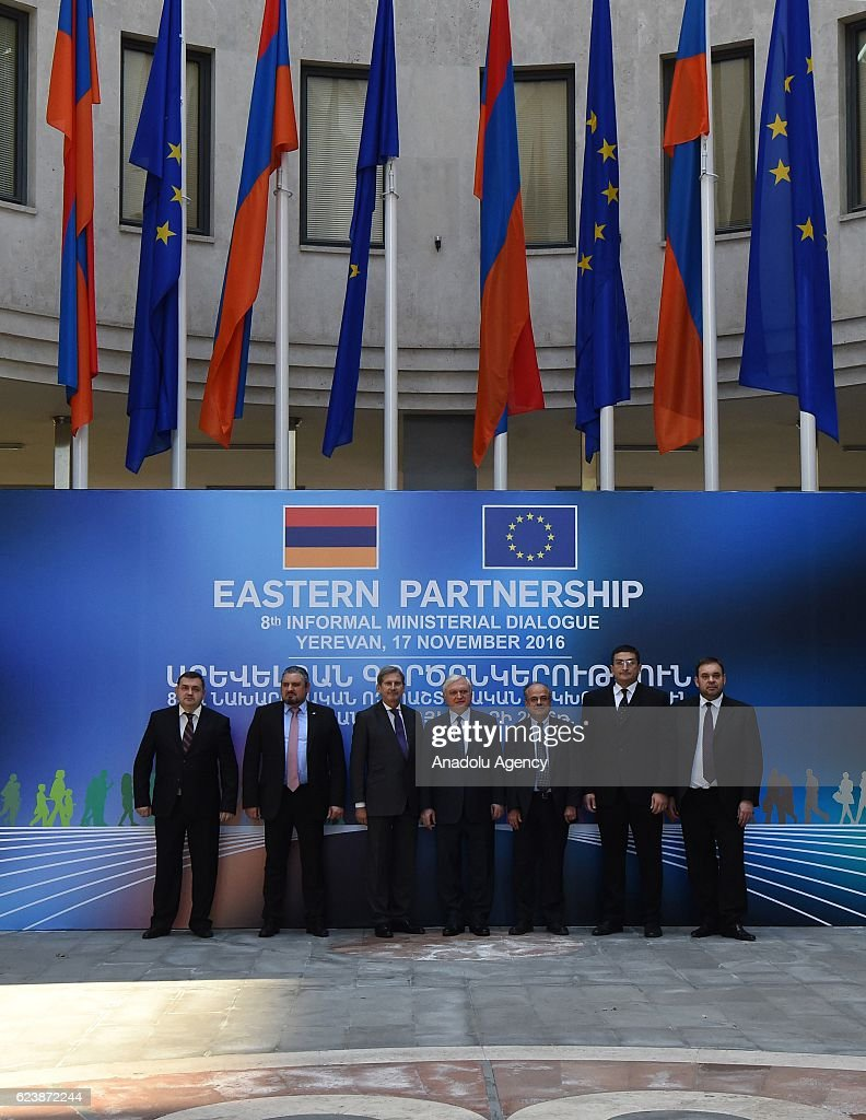 Eastern Partnership 8th Informal Ministerial Dialogue : News Photo