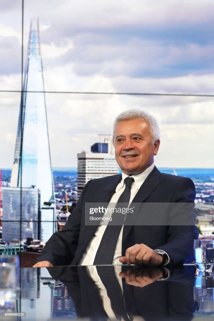 Lukoil PJSC Chief Executive Of...
