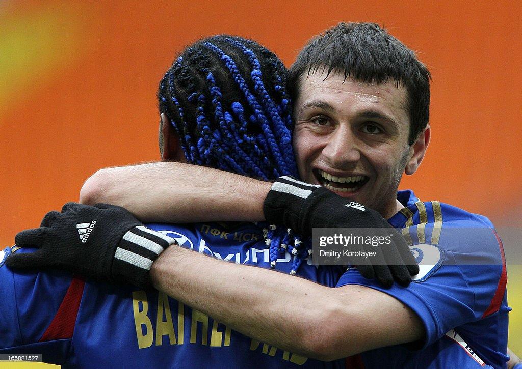 PFC CSKA Moskva v FC Volga Nizhny Novgorod - Russian Premier League