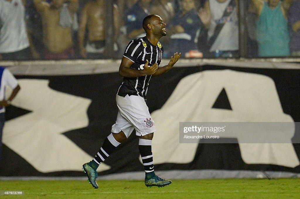 Vasco v Corinthians - Brasileirao Series A 2015