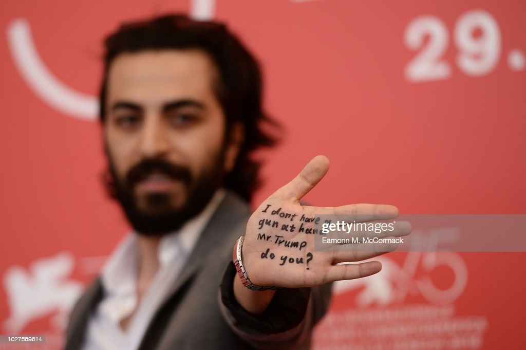 "ITA: ""As I Lay Dying (Hamchenan Ke Mimordan)"" Photocall - 75th Venice Film Festival"