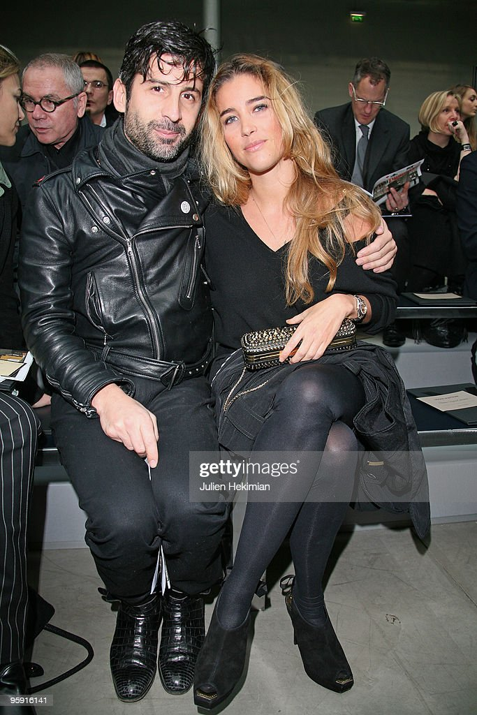 Louis Vuitton - Paris Fashion Week Menswear A/W 2010 - Front Row