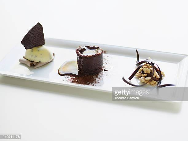 Vahlrona chocolate trio