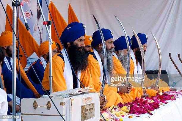 vaisakhi festival - sikh stock pictures, royalty-free photos & images