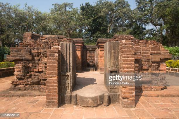 Vaishnava temple, konark, orissa, india, asia