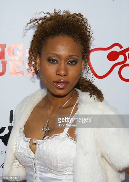Vaja during Guitar Center's King of The Blues at Music Box Fonda Theater in Hollywood California United States