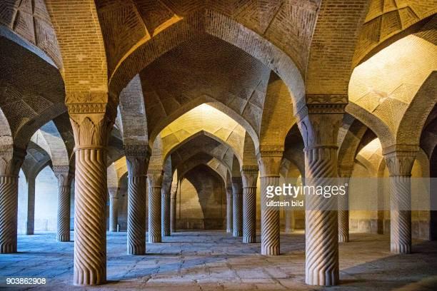 Vakil-Moschee , Iran, IRN, Shiraz, Schiras, Schiraz, Garten des Iran, Islamische Republik Iran, Gottesstaat, Persien, Vorderasien, Schiiten, Islam,...
