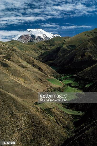 Val Chisone landscape Piedmont Italy
