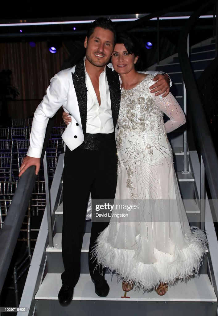 """""""Dancing With The Stars"""" Season 25 - September 24, 2018 - Arrivals : News Photo"""