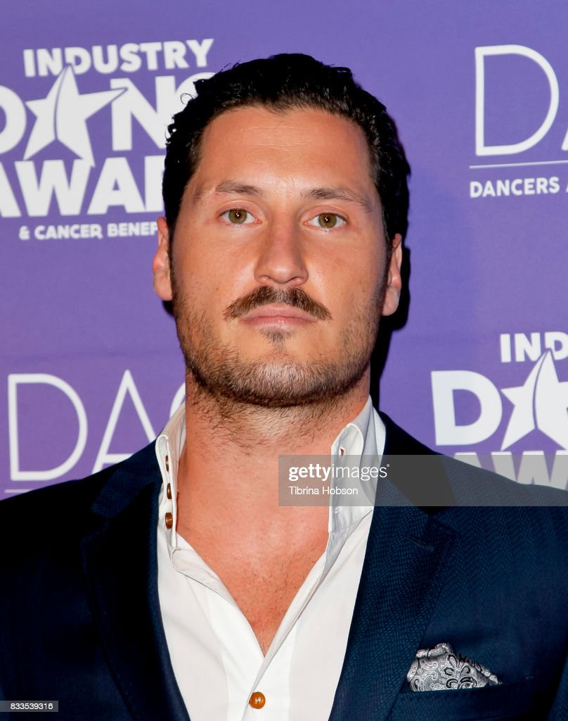 Val Chmerkovskiy attends the 2017 Industry Dance Awards and Cancer Benefit Show at Avalon on August 16, 2017 in Hollywood, California.