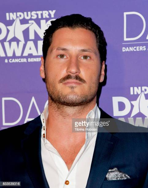 Val Chmerkovskiy attends the 2017 Industry Dance Awards and Cancer Benefit Show at Avalon on August 16 2017 in Hollywood California