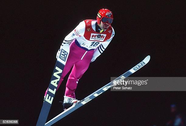 WELTCUP 99/00 Val Di Fiemme/Predazzo Jani SOININEN/FIN