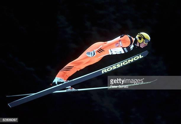 WELTCUP 99/00 Val Di Fiemme/Predazzo Risto Jussi LAINEN/FIN